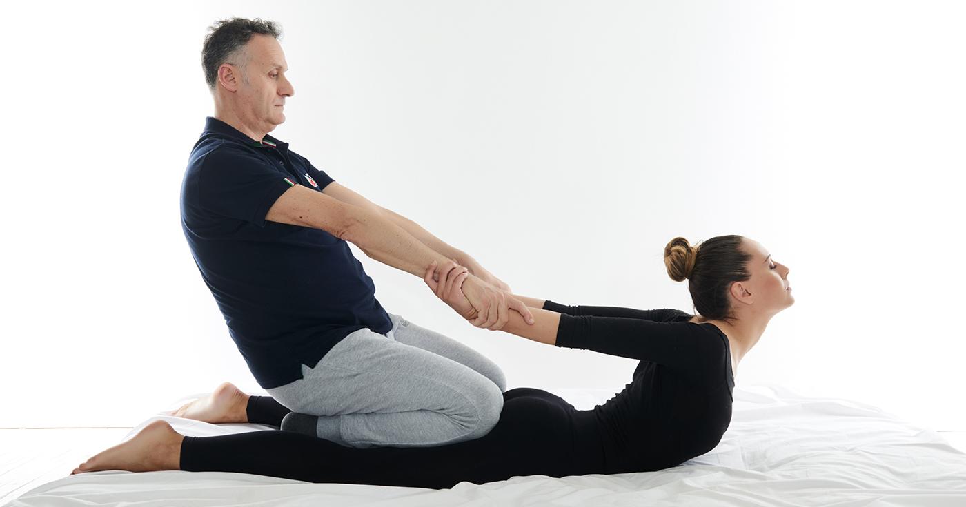 Corsi di Massaggio in tutta Italia